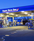 Super-save-Gas-Station