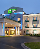 The Holiday Inn Express